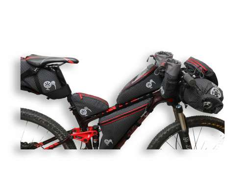 ROBO-KIWI Bikepacking Bikepacking Setups - 8-bag-adventure-set-dgs-black-red-trim.jpg