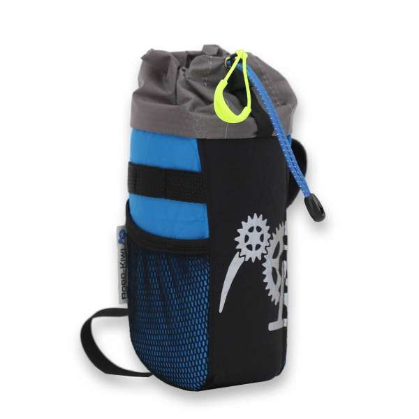 ROBO-KIWI Bikepacking Stem Bags - Goodie Bag XP - bahama blue (1)