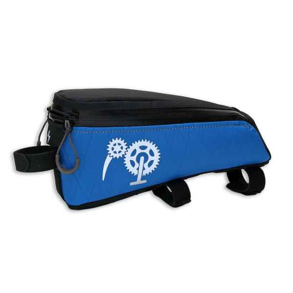 ROBO-KIWI Bikepacking Top Tube Bags - Cockpit Bag XP - regular, bahama blue (3)